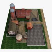 Fazenda da familia 3d model