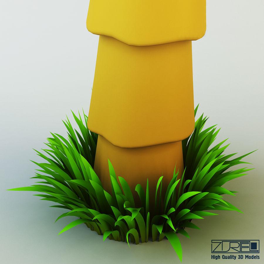 Palmiye royalty-free 3d model - Preview no. 5