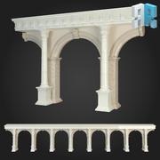 Arcade 008 3d model