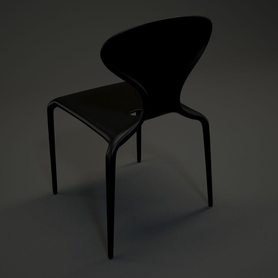 Bovennatuurlijke stoel royalty-free 3d model - Preview no. 7