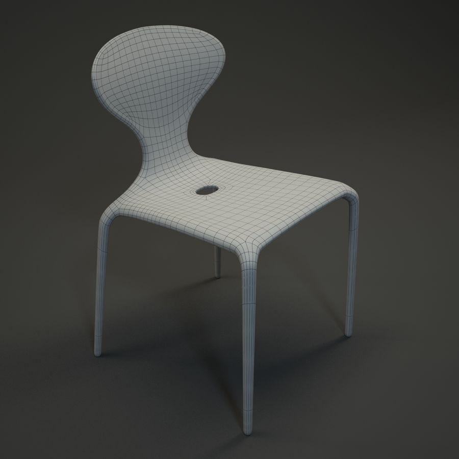 Bovennatuurlijke stoel royalty-free 3d model - Preview no. 10