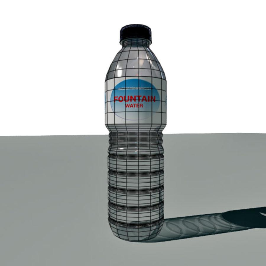 Garrafa de Água / Garrafa Água royalty-free 3d model - Preview no. 6