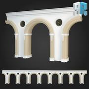 Arcade 005 3d model