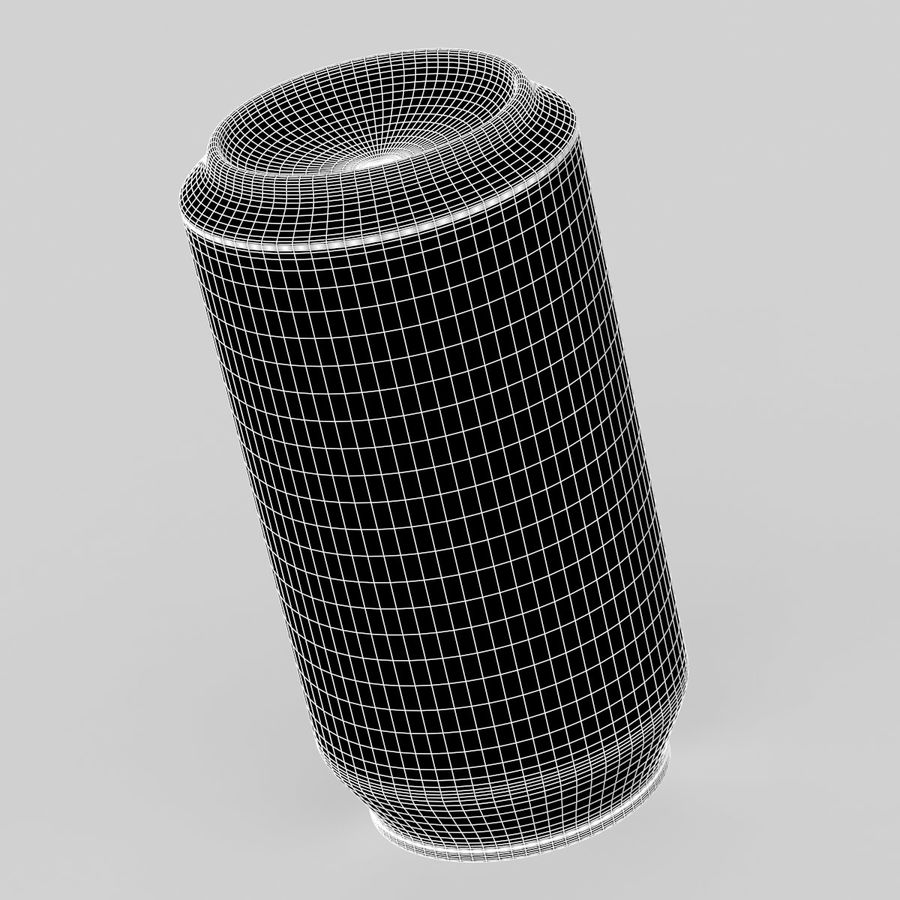 Can soda drink 004(1) royalty-free 3d model - Preview no. 7