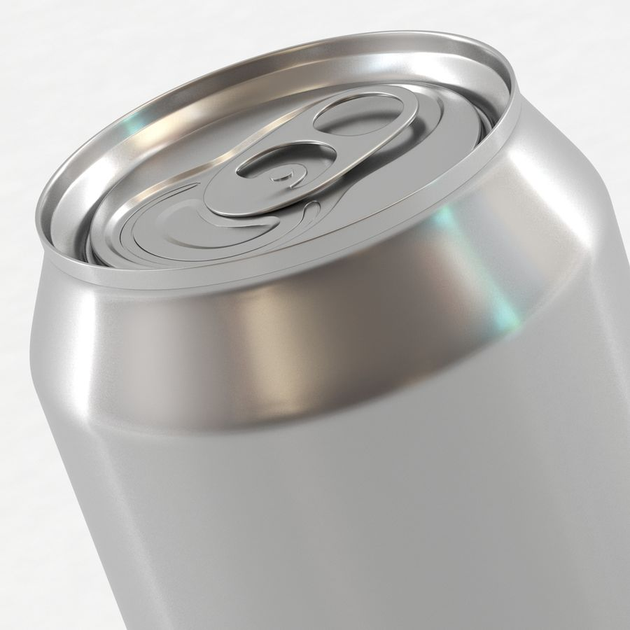 Can soda drink 004(1) royalty-free 3d model - Preview no. 1