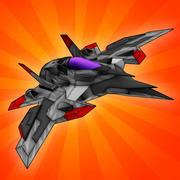 Space Fighter 11 3d model