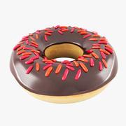 甜甜圈03 3d model