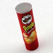 Pringles 006 3d model