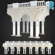 Arcade 002 3d model