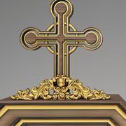 iconostasis 3d model