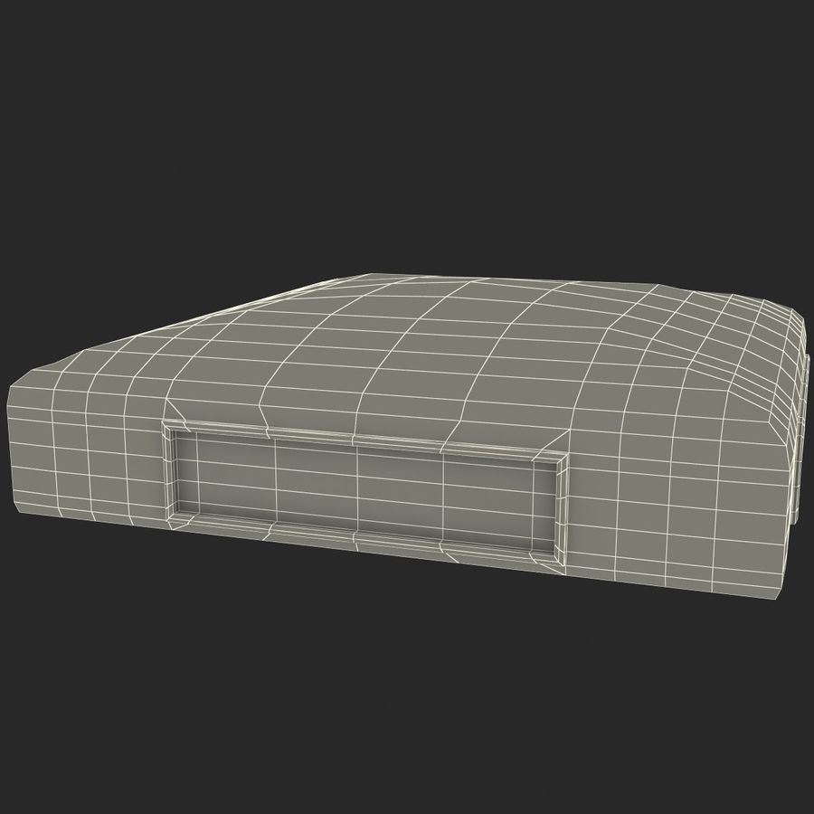 First Base royalty-free 3d model - Preview no. 27
