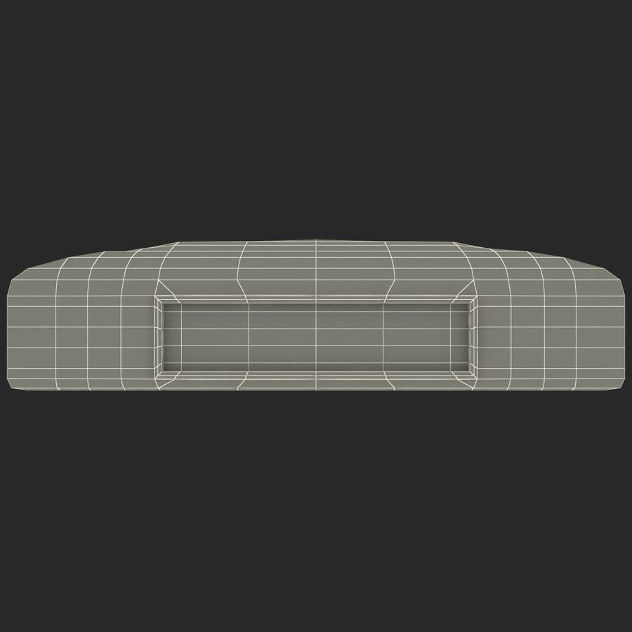 First Base royalty-free 3d model - Preview no. 19
