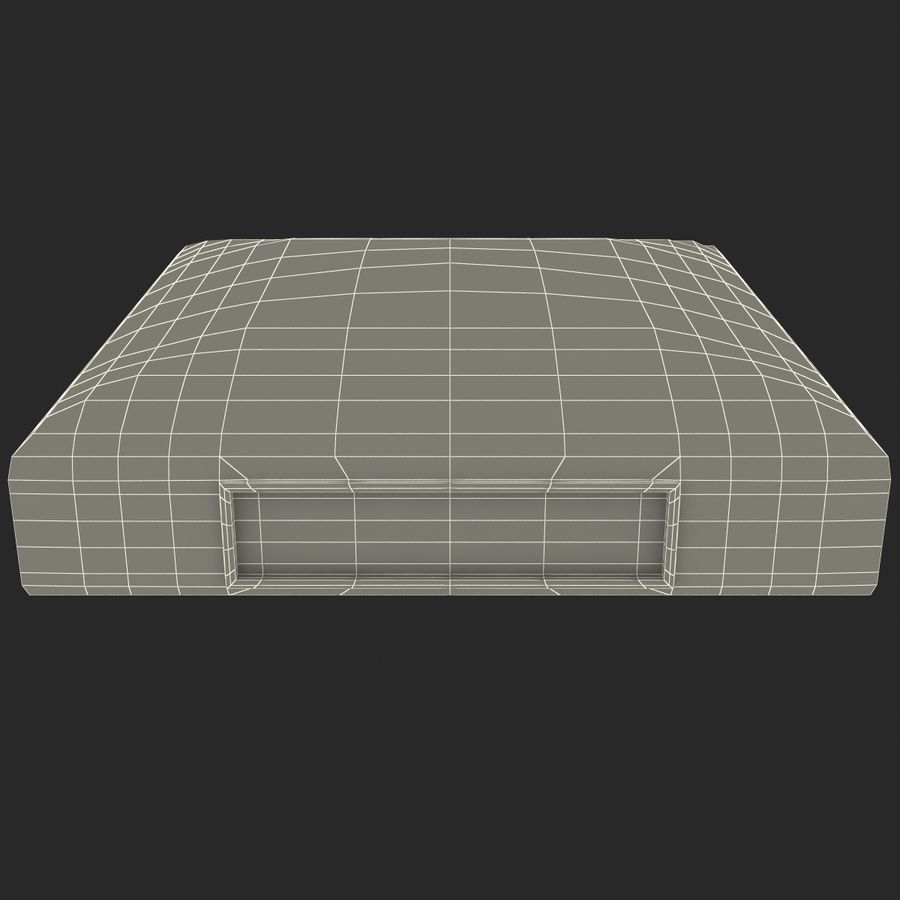 First Base royalty-free 3d model - Preview no. 20