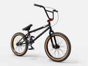 Kink Kicker BMX Bike 2014 3d model