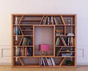 Bibliothèque 22 3d model