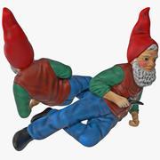 Lawn Gnome Skinny 3d model
