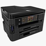 Wireless Printer Epson WorkForce 845 3d model