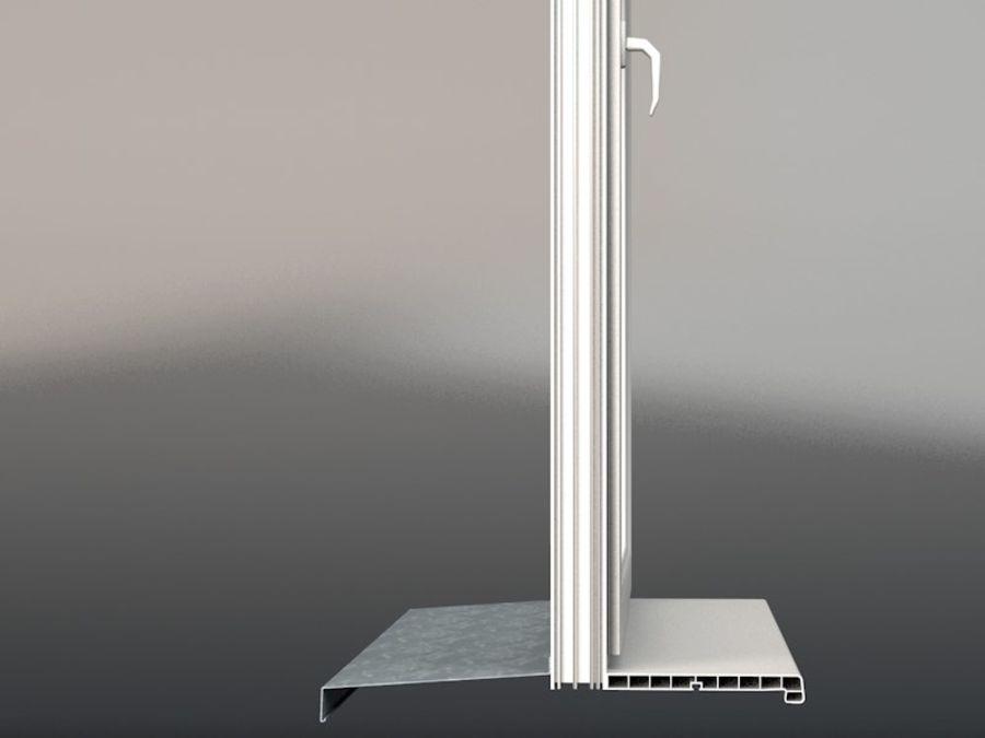 Ventanas royalty-free modelo 3d - Preview no. 5