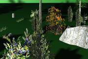 pacote de prop de arbustos 3d model