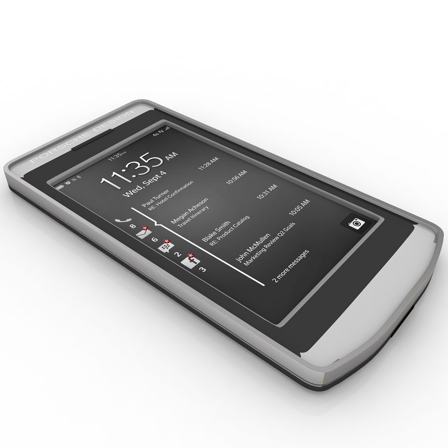 Amora royalty-free 3d model - Preview no. 1