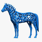 Paard 2014 3d model
