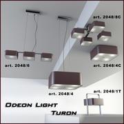 Odeon Turon modelo 3d