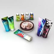 Beauty Products 3d model