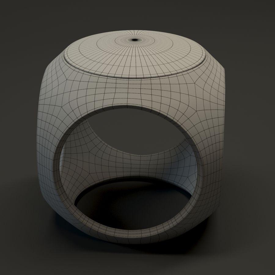 Oblio kruk royalty-free 3d model - Preview no. 4
