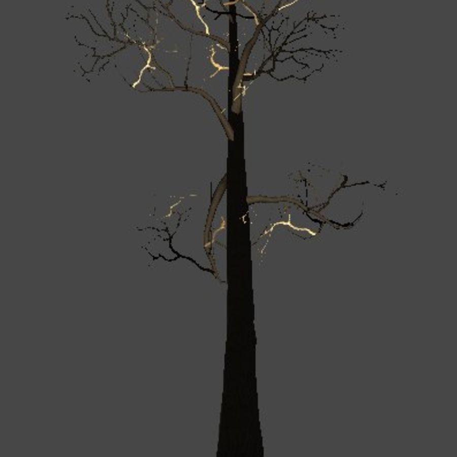Pakiet drzew leśnych royalty-free 3d model - Preview no. 1