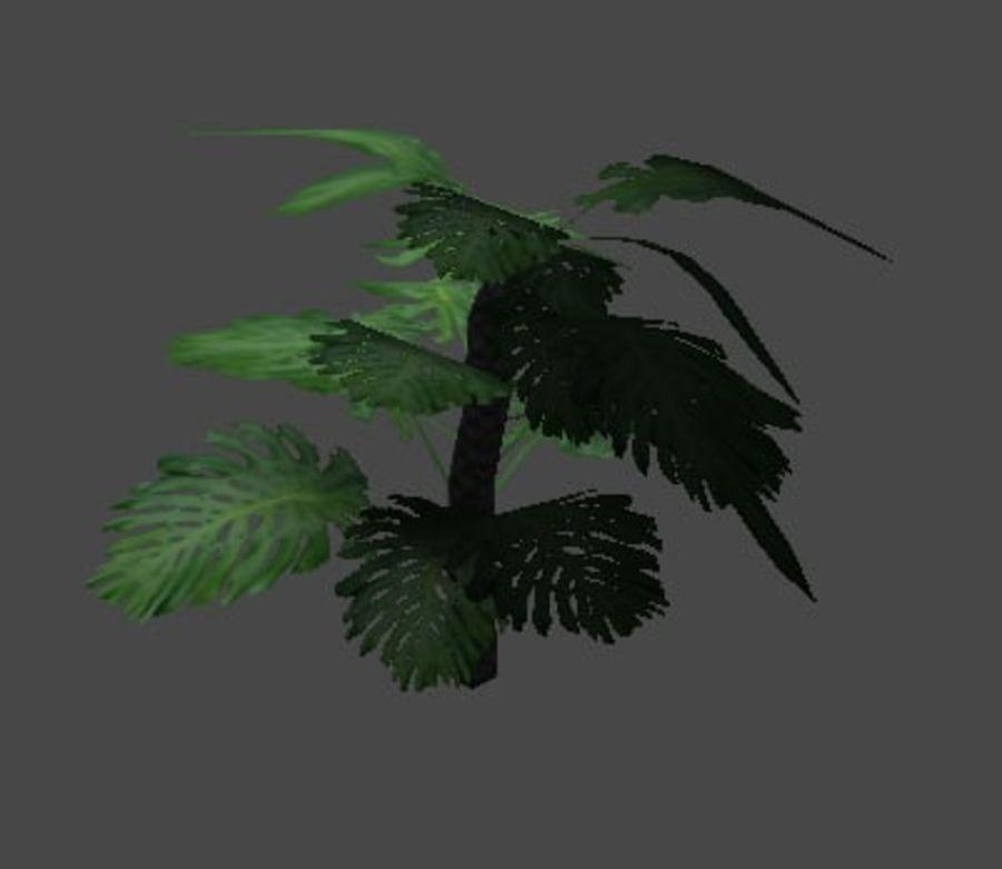 Pakiet drzew leśnych royalty-free 3d model - Preview no. 3