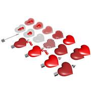 Kalp toplama 3d model