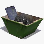 Grün überspringen 3d model
