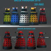 Dalek Paradigm 3d model
