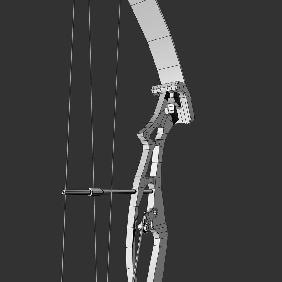arco royalty-free modelo 3d - Preview no. 10