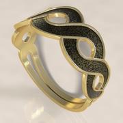 Infinity Ring 3d model