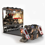 The Terminator game console 3d model