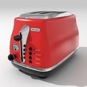 Toaster DeLonghi 3d model