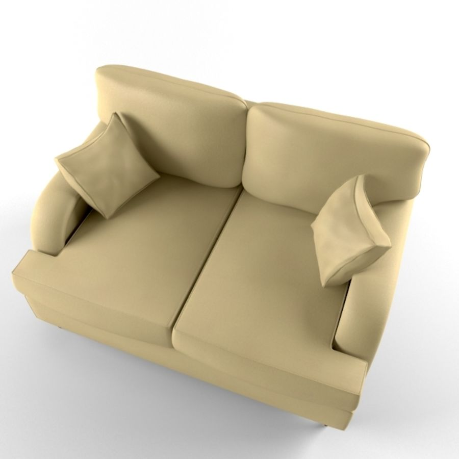 Drexel Heritage Sofa 3d Model 12 Fbx Obj Max Free3d