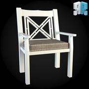 Garden Furniture 005 3d model