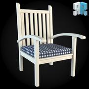 ガーデン家具009 3d model