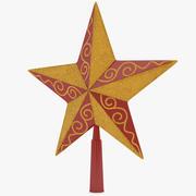 Gwiazdka Bożonarodzeniowa 3d model