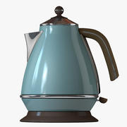 Elektrisk te-vattenkokare 3d model