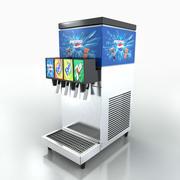 Distributore di bibite 3d model