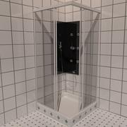 Dusche 3d model