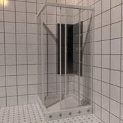 Dusch 3d model