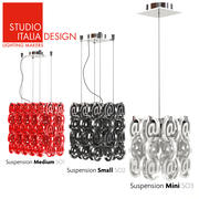 Studio Italia Design At SO1 SO2 SO3 3d model