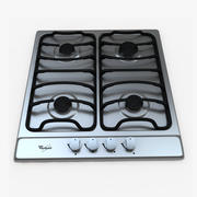 Whirlpool Grill WP1500S 3d model