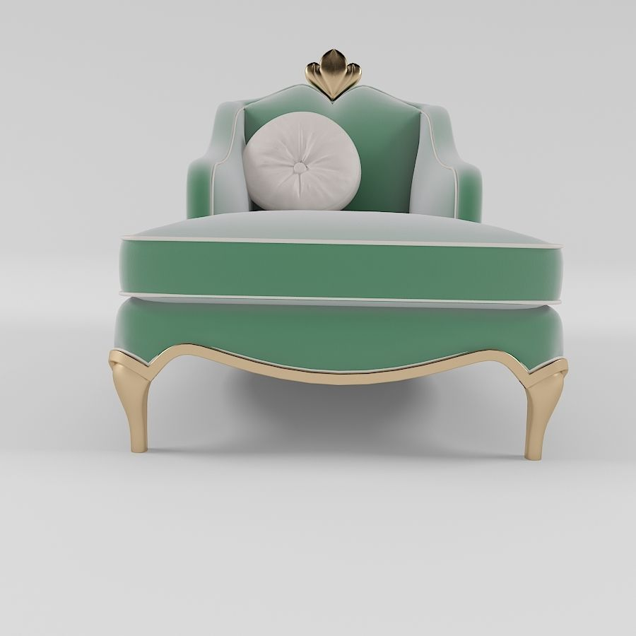 王室の生活 royalty-free 3d model - Preview no. 3