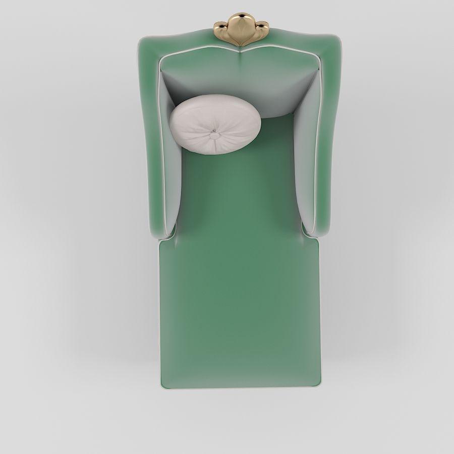 王室の生活 royalty-free 3d model - Preview no. 4
