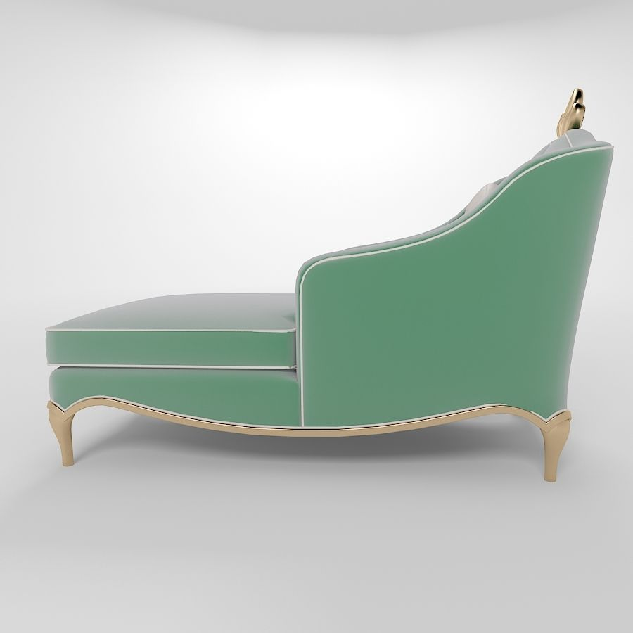 王室の生活 royalty-free 3d model - Preview no. 2